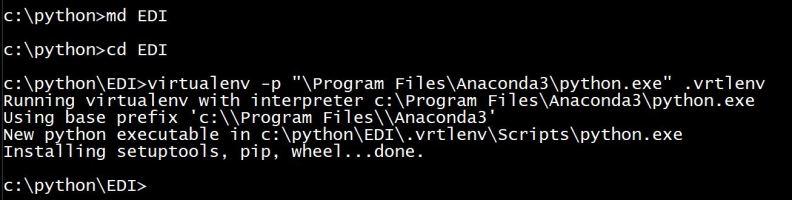 install python 3 mac virtualenv