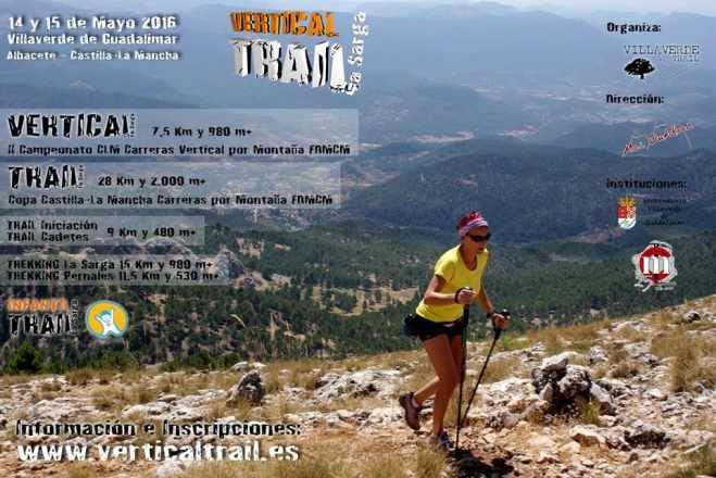 vertical trail la sagra