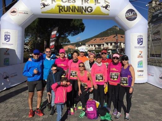 Races Trail Running Hoyo164