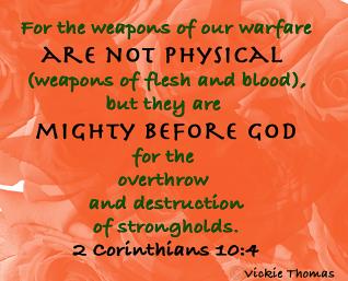 2 Cor.10:4