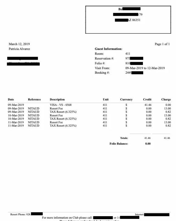 factura invoice verification