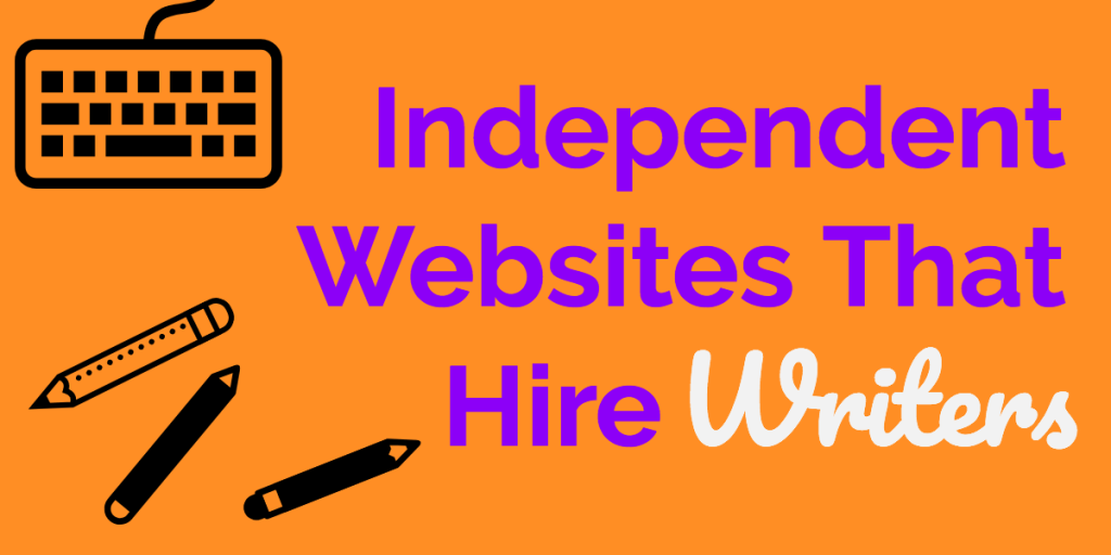 list of websites that hire freelance writers
