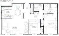 FREE HOME PLANS - INTERIOR DESIGN FLOORPLANS