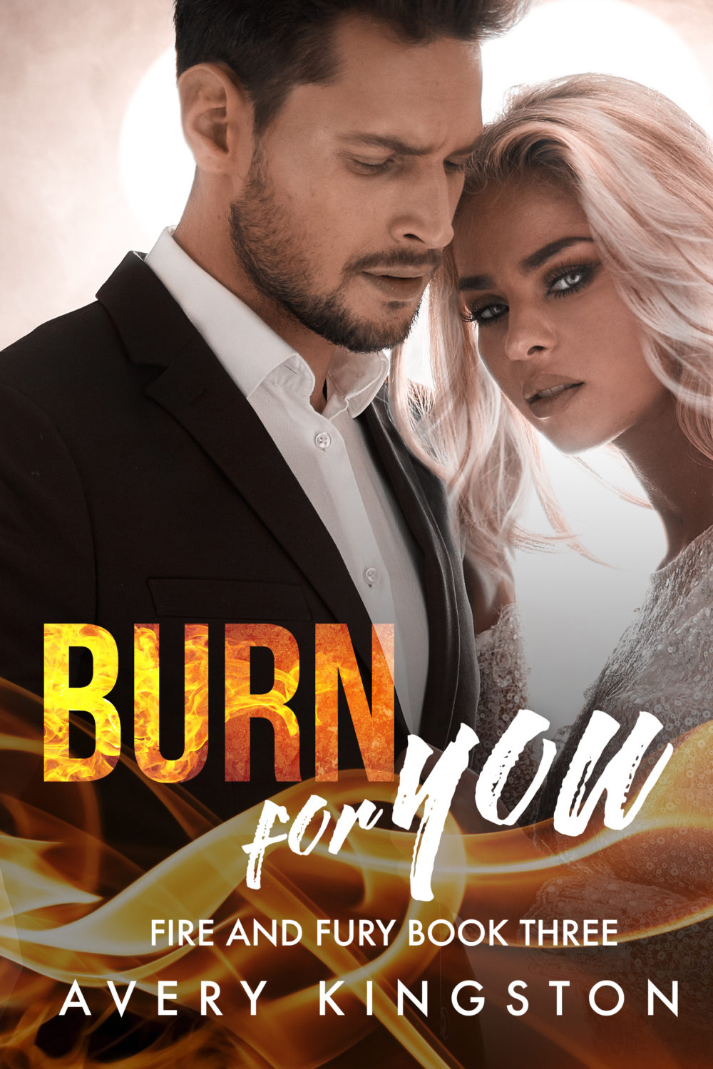Burn For You cover