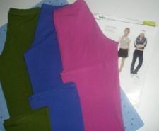 Yoga Pants sewing tutorial