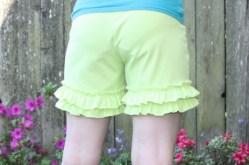 Shorties Sewing Tutorial