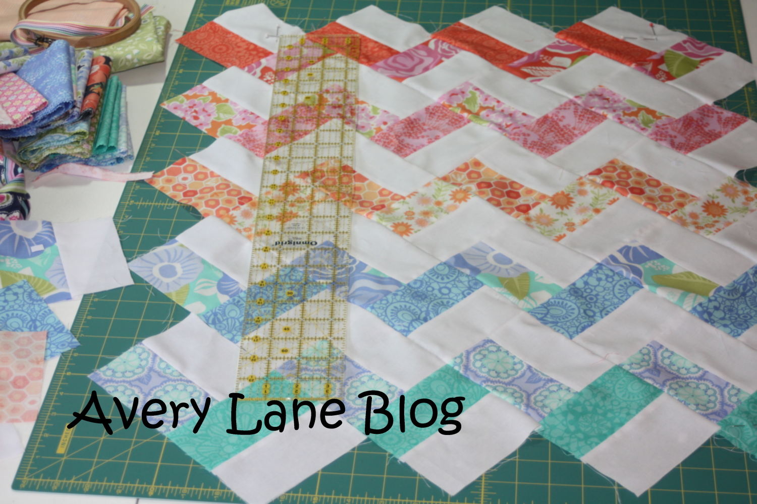 Babysteps in Quilting
