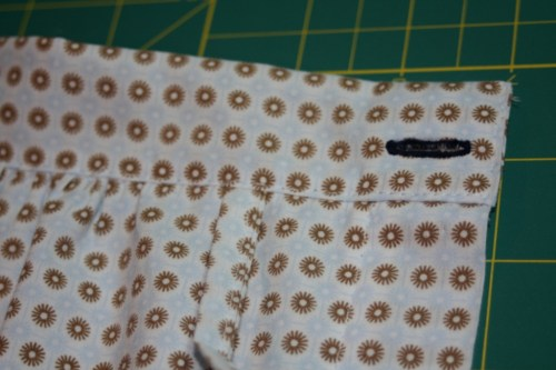 Avery Lane Sewing Blog A Button Down SKirt Upcycle Project21
