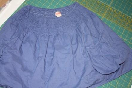 Avery Lane Sewing Blog Elastic Smocked Skirt Tutorial