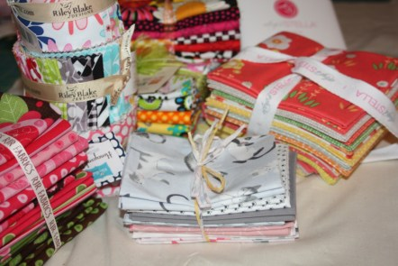 Spring Quilt Market Sample Spree and new fabric collections