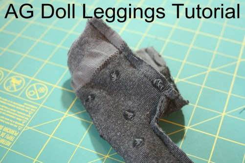 AG Doll Leggings Tutorial11