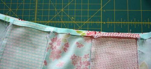 14 Fat Quarter Bundle Skirt Country Skirt Sewing  Tutorial 040