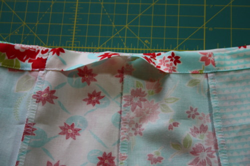 15 Fat Quarter Bundle Skirt Country Skirt Sewing  Tutorial 042