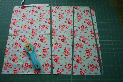 Fat Quarter Bundle Skirt Country Skirt Sewing  Tutorial