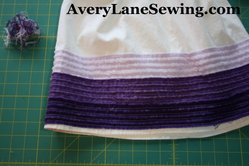 Ombre Skirt Tutorial AveryLaneSewing.com a13
