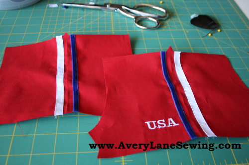 Athletic Shorts Sew Along AveryLaneSewing.com Sew in Style 017