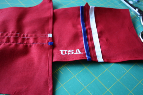 Athletic shorts sew along sew in style book 001