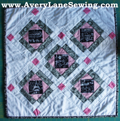 Route 66 And A New Doll Quilt Pattern Avery Lane Sewing