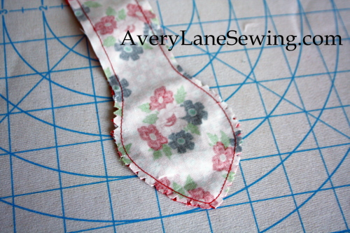 18 inch Doll knot headband sewing tutorial blog copy 1