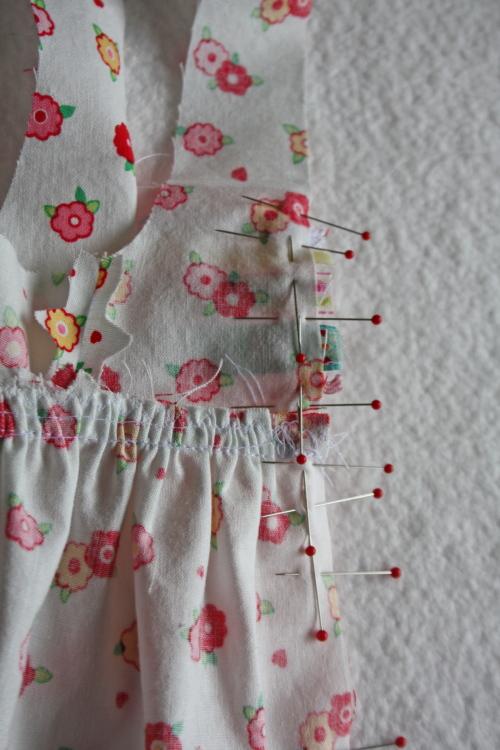 1 Doll Days Modern Jumper pattern sew along 6