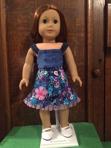 13 Doll Days Skirt Challenge