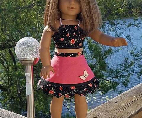 Scalloped Skirt Adaptation