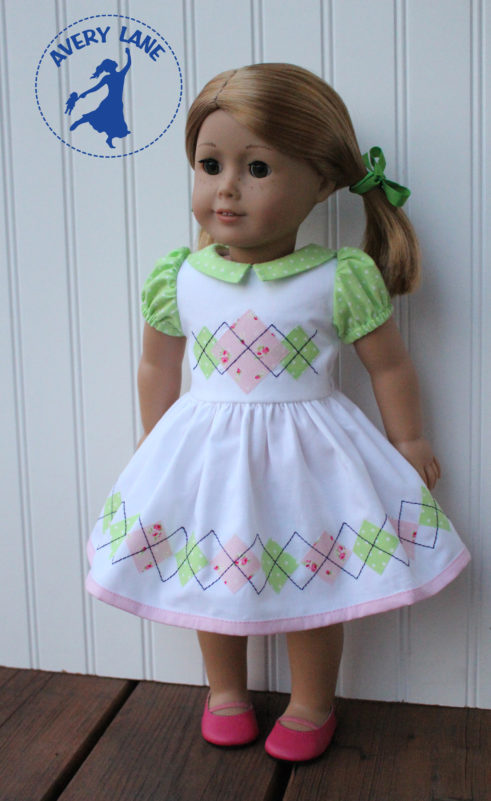 e5e5a84d3 Doll Dress Boutique Bonus Design - Avery Lane Sewing