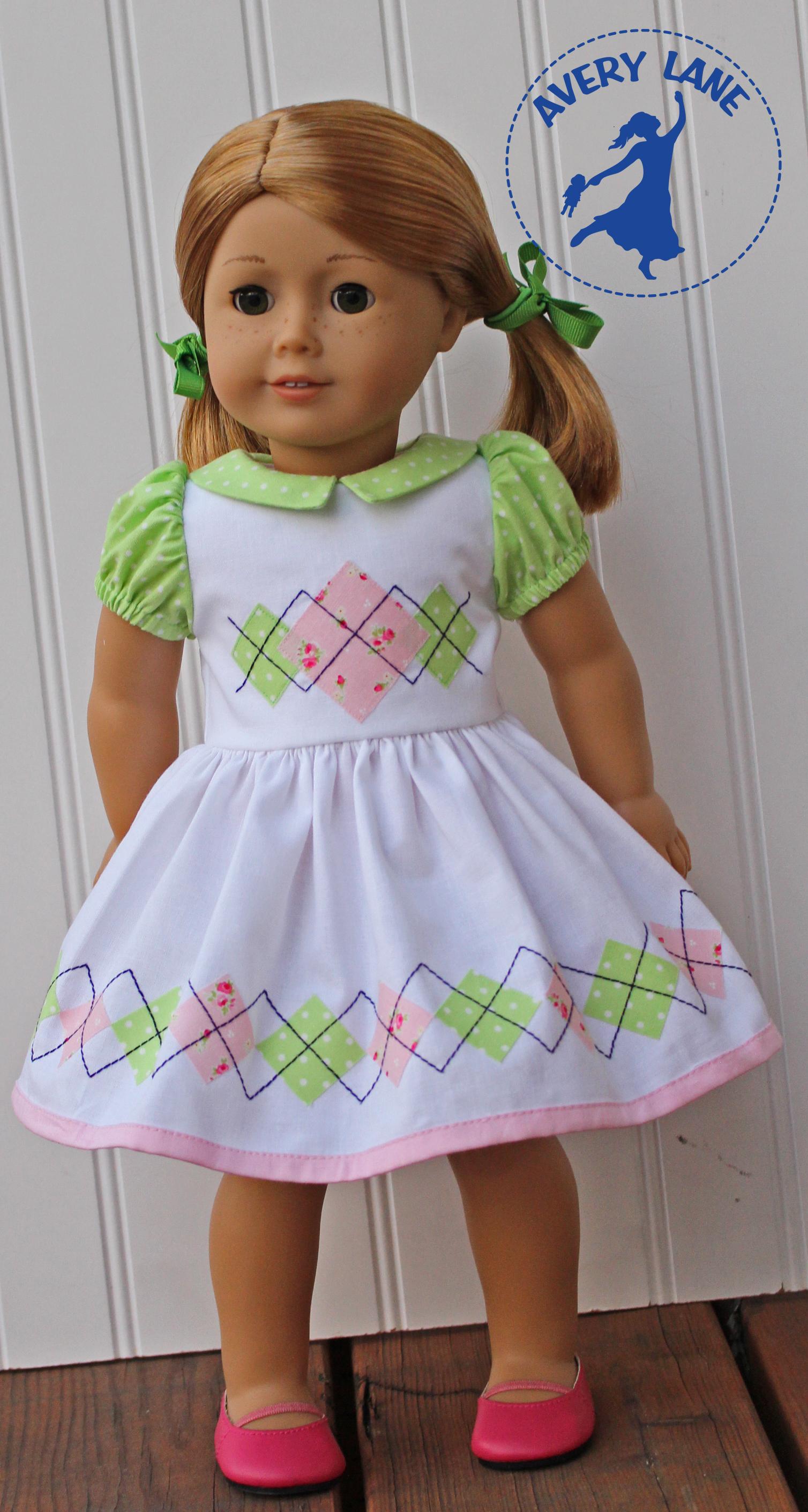 Doll Dress Boutique Bonus Design