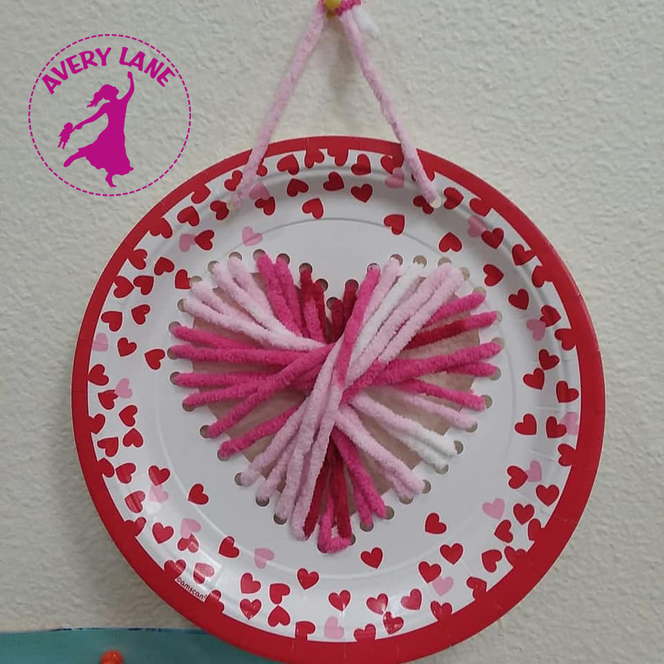 Easy Valenitne's Day Craft Tutorial