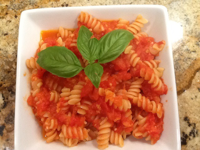 Marinara Sauce – This is for you Donna