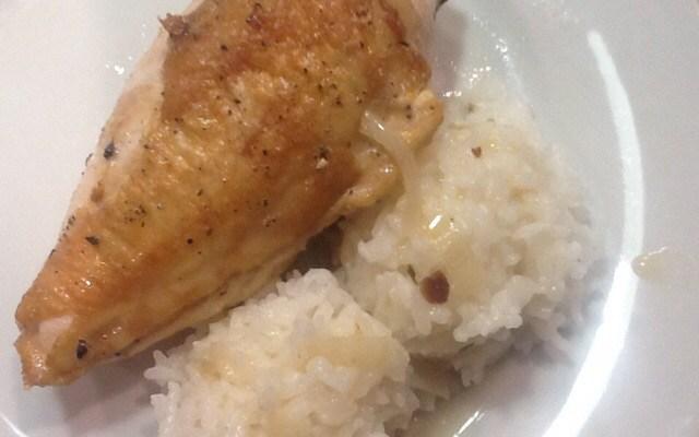 Oven Braised Chicken
