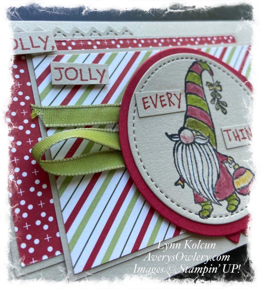 Holly Jolly Gnome