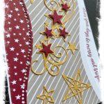 Curvy Christmas Stars