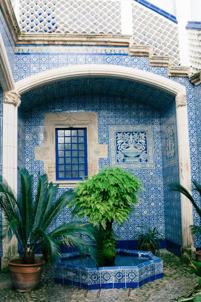Palau Maricel in Sitges
