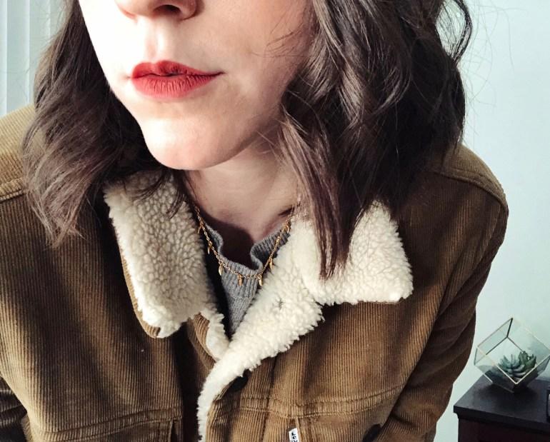 averywalts.com style corduroy coat
