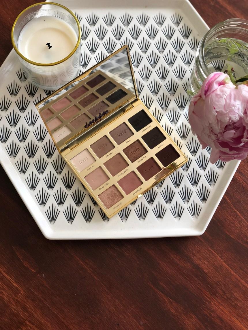tarte tartelette in bloom palette review