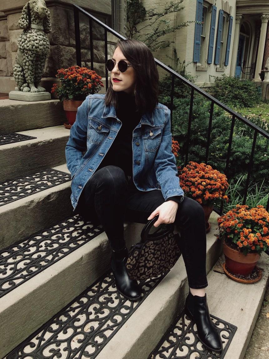 black jeans style
