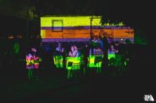 """Intervenção festa """"A Ilha"""""""