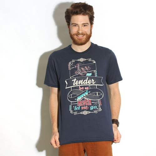 Camiseta foda de uma grande música