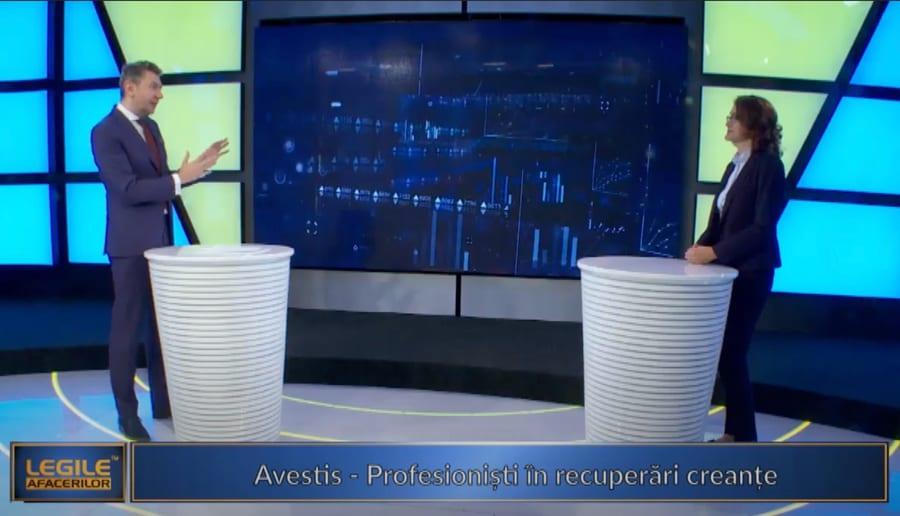 Avestis la Legile Afacerilor, Profit TV