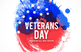 veterans day poster 2018
