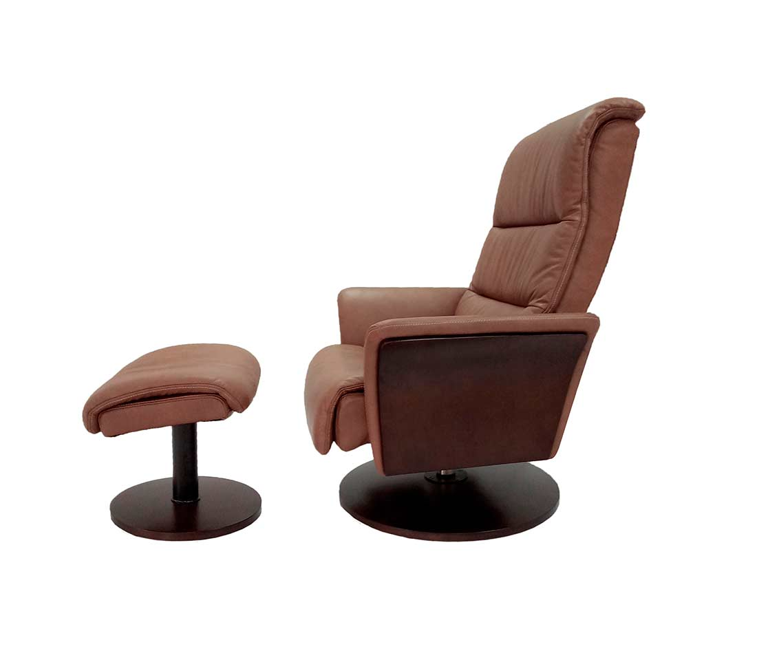 Top Grain Leather Office Chair Top Grain Leather Recliner Chair Np 101 Recliners