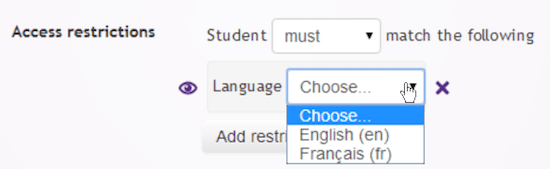 Moodle_user_restriction_language