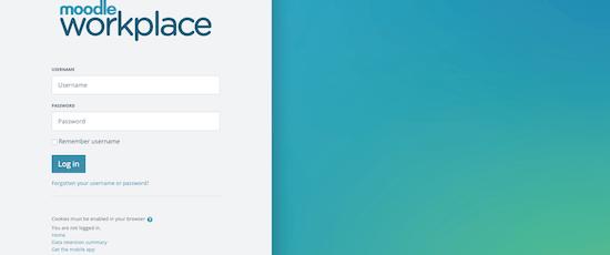 Nu al release van Moodle Workplace versie 3.8?