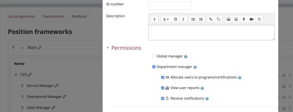 Moodle Workplace (9): Voer je organisatiestructuur in