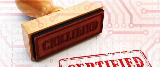 Moodle Workplace (6): Blijf compliant met (her)certificering