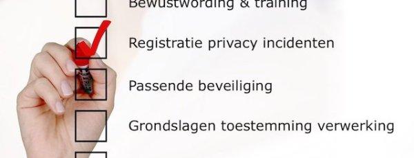 Een greep uit de lijst met privacy incidenten