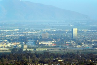 View of Oxnard in all its industrial glory.