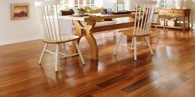 Solid Hardwood Flooring