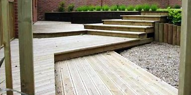 UPHILL DECKING services sydney